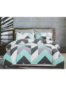 Fabric Fantastic Kian Quilt Cover Set