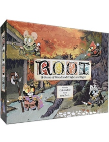 Root Base Game Board Games Authentic & Original