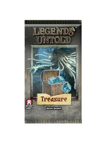 Legends Untold Treasure Booster Pack Board Game