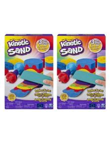 Kinetic Sand Rainbow Mix Set 2PK