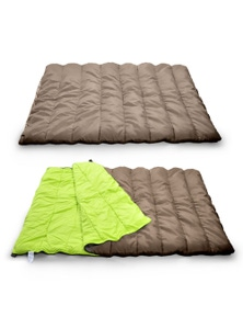 Mountview 10 Degrees Camping Double Sleeping Bag