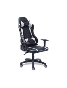 Levede Executive PU Leather Gaming Chair with 90 to 160 Degree Tilt Reclining