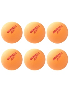 Summit 2 Star Table Tennis Plastic Balls 24pc