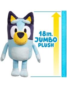 MOOSE Bluey 45cm Large Plushy