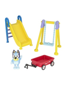 Bluey Series 3 Mini Play Set - Bluey'S Playground W/Bluey