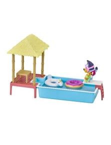 Bluey Pool Time Fun Playset