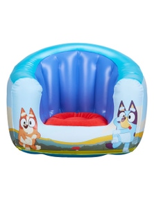 MOOSE Bluey Inflatable Kids Armchair 18m+