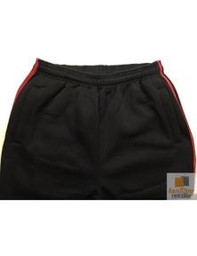Mens TRACK PANTS Plain Striped Trousers Gym Sport Fleece Sweat Pants Tracksuit
