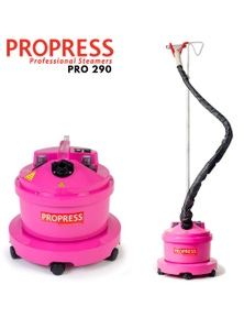 PROPRESS Garment Steamer Iron Clothes Heavy Duty Professional Pro 290 - Pink