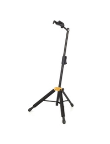 Hercules AGS Auto Grab Single Guitar Stand w/ Rest MC6