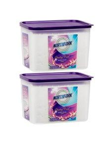 Northfork 2.5kg FrontTop Laundry Powder Floral 2x