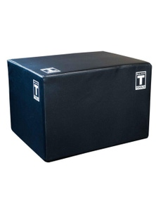 Body-Solid Tools 3 Way Soft Plyometric Box Black