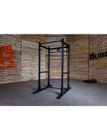 Rugged Series Full Rack (w Jcups/Pin Safeties)