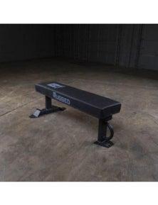 Rugged Series Flat Bench