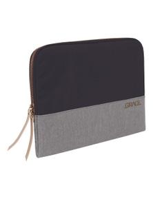 STM Grace Slim Laptop Sleeve - Cloud Grey