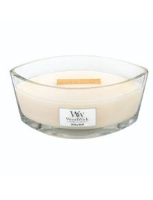 WoodWick Vanilla Bean Hearthwick Candle
