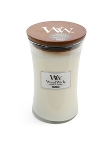 WoodWick Magnolia Candle