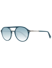 Web Sunglasses WE0204 92W 52 Men Blue