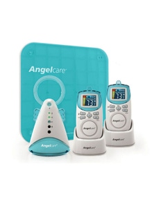 Deluxe Sound and Movement Baby Monitor