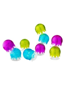Boon Jellies Suction Cup Bath Toys9pc12m+