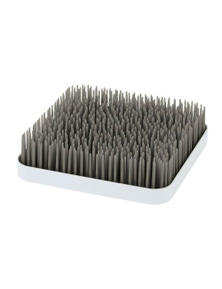 Boon Grass Counter Top Drying Rack Gray/White