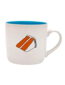 Recipease Cake Mug - Choc Peanut Btr