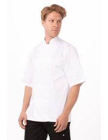 Chef Works Capri Premium Cotton Chef Jacket