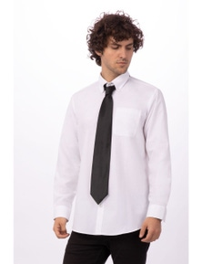 Chef Works Solid Dress Tie