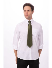 Chef Works Solid Dress Tie