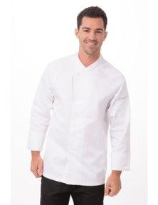 Chef Works Trieste Premium Cotton Chef Jacket