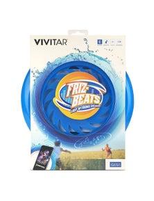 Vivitar Friz-Beats Frizbee w/Bluetooth Wireless Speaker