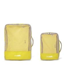 Pacsafe Travel Packing Cubes - Citronelle