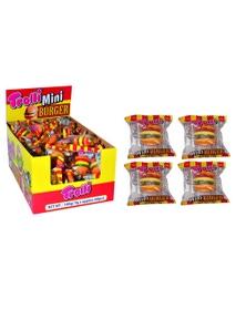Trolli Mini Burger 9g Candy 60PK