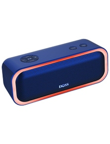 Doss Soundbox Pro Bluetooth Speaker - Blue