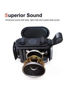 Doss E-Go Waterproof Bluetooth Speaker