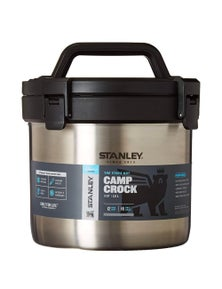 Stanley Adventure 2.8L Stay Hot Camp Insulated Stainless Steel Pot