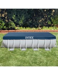 Intex 4x2m Rectangular Pool Cover