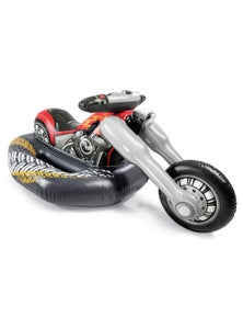Intex 180cm Motorbike Inflatable Ride-On Toy
