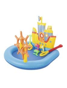 """Bestway 55"""" Tug Boat Play Pool"""