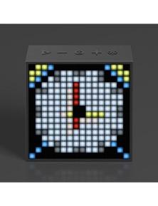 Divoom TimeBox Evo Bluetooth Speaker w/ LED Light Pixel Art Creation