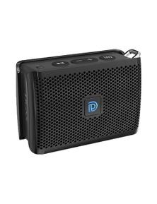 Doss Genie Mini Bluetooth Speaker - Black