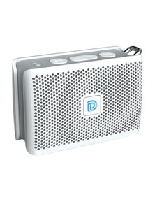 Doss Genie Mini Bluetooth Speaker - White