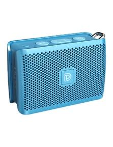 Doss Genie Mini Bluetooth Speaker - Dark Blue