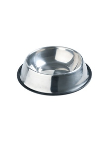 PaWz Stainless Steel Non Tip/Slip Bowl