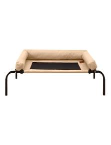 PaWz Heavy Duty Pet Bed Bolster Trampoline