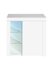 Levede White Sideboard Storage Cabinet