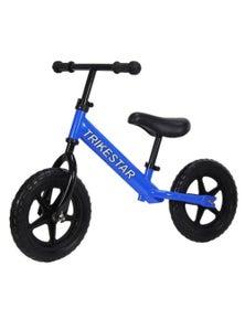 Trike Star 12 Inch Balance Bike - Blue