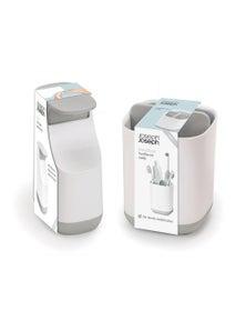 Joseph Joseph Easystore Toothbrush Caddy & Slim Compact Soap Pump Dispenser