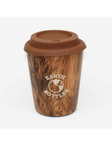 Earth Bottles Coffee Nut 10oz - Reusable Travel Cup