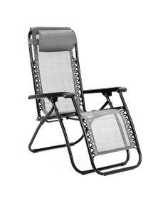 Wallaroo Zero Gravity Reclining Deck Camping Chair